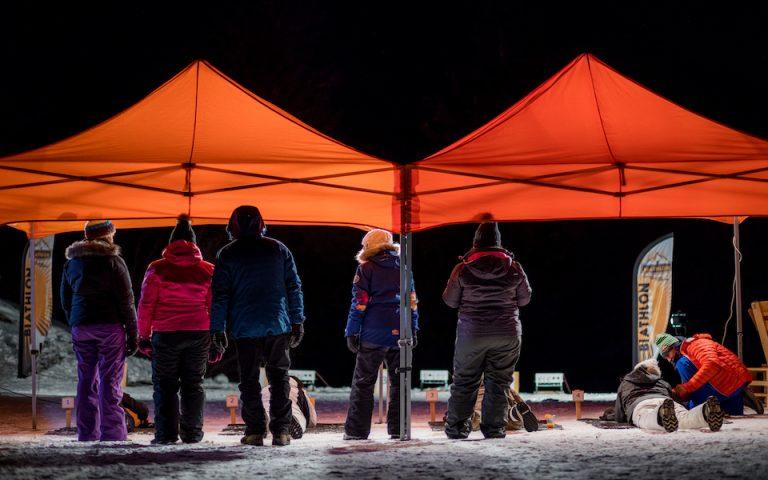 Le biathlon de jour comme de nuit, été comme hiver partout en France. Des animations professionnelles au tir de biathlon au laser ou à la carabine à plombs pour les offices du tourismes et comités des fêtes.