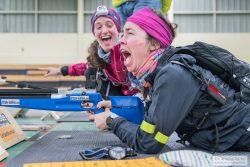 Une épreuve de biathlon pour un raid aventure étudiants ou pour agrémenter votre événement sportif