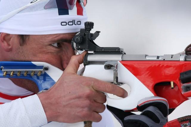 Raphaël Poirée est interviewé sur le blog d'Altitude biathlon le spécialiste du biathlon pour les entreprises et les offices du tourisme