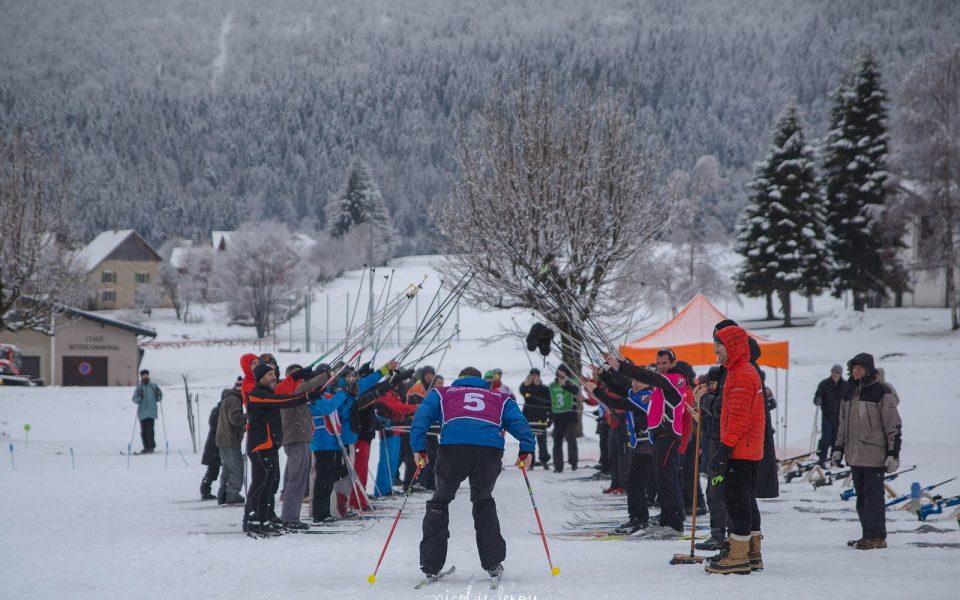 team building biathlon en anglais et esprit de cohésion par le sport