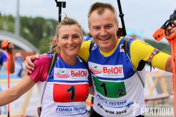 Florence Baverel réponds aux question du blog de biathlon d'Altitude biathlon