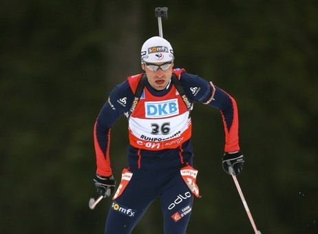 Vincent Porret en interview coach de biathlon pour le blog d'Altitude Biathlon