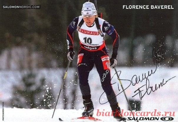 interview de Florence Baverel pour le blog de biathlon altitude biathlon