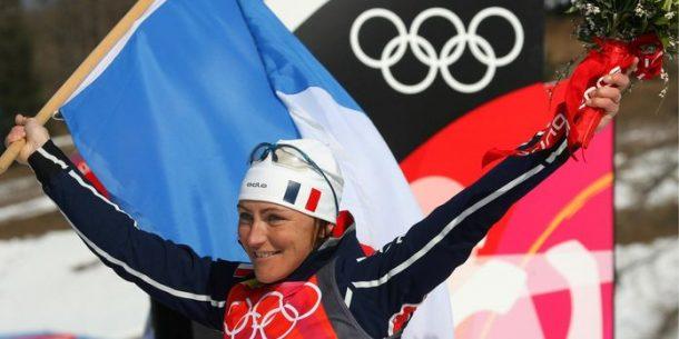 Interview biathlon de Florence Baverel