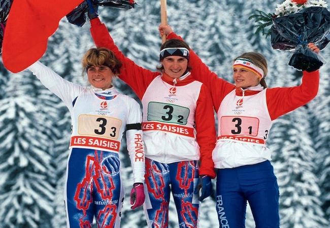 interview biathlon Véronique Claudel altitude biathlon